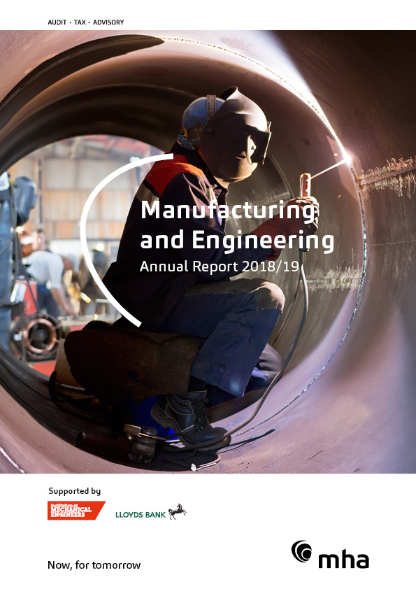 Manufacturing and Engineering Report 2018/19