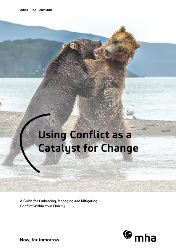 Using Conflict as a Catalyst for Change