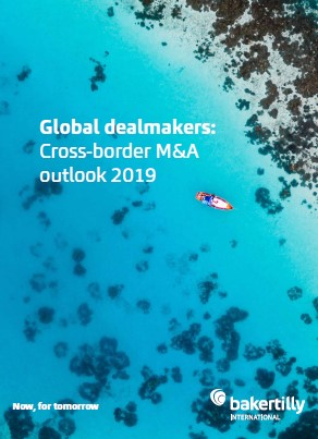 Global Dealmakers Cross-border M&A Outlook Report 2019