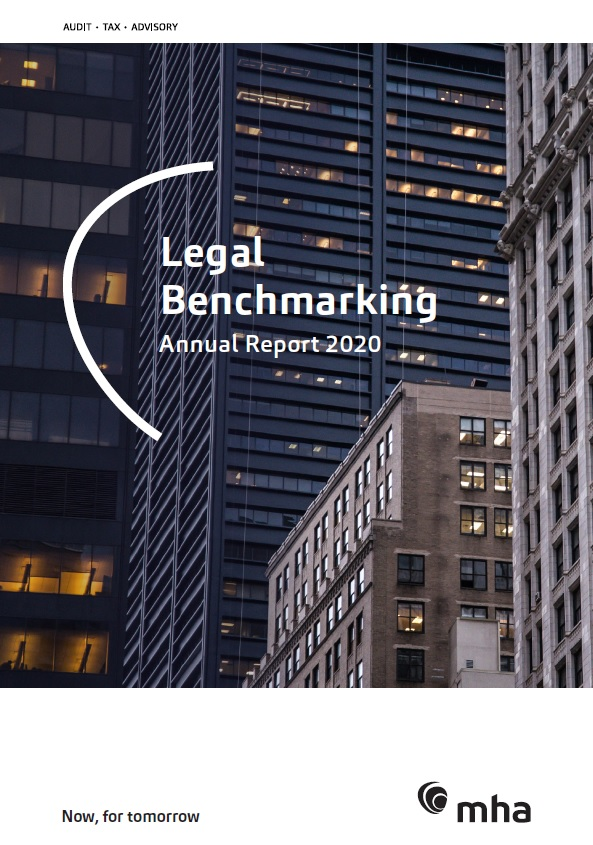 Legal Benchmarking Annual Report 2020