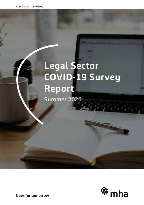 Legal Sector COVID-19 Survey Report