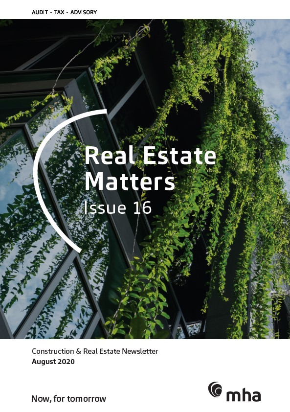 Real Estate Matters – Issue 16
