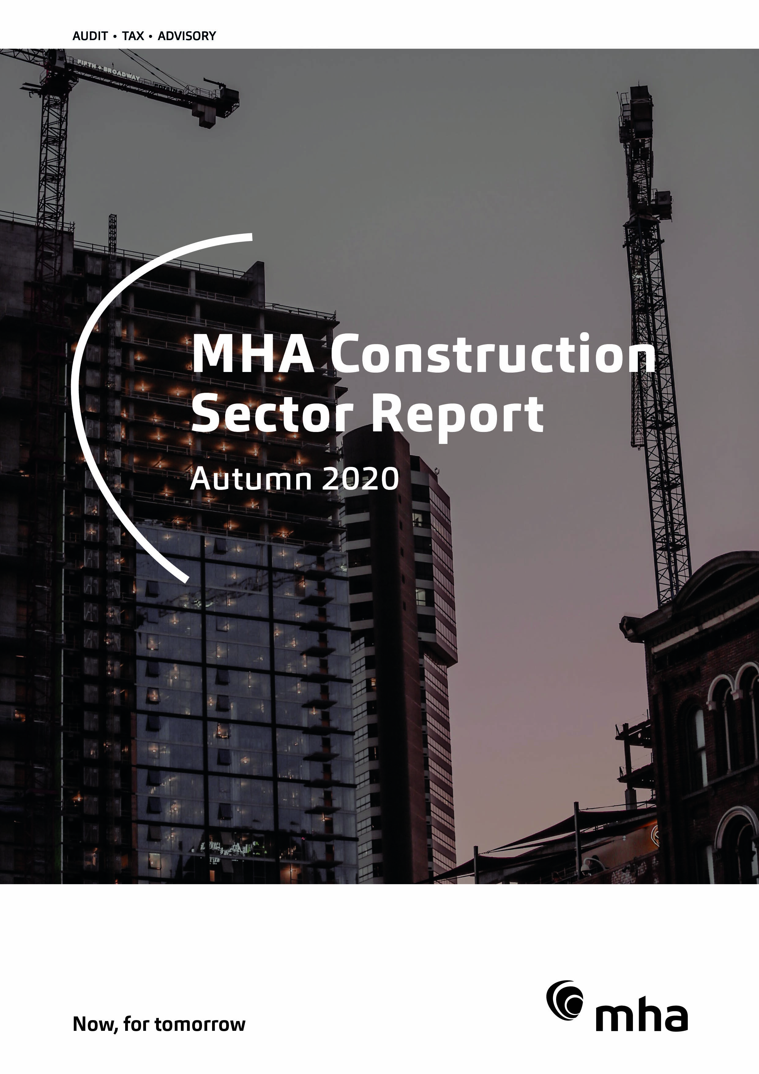 MHA Construction Sector Report 2020