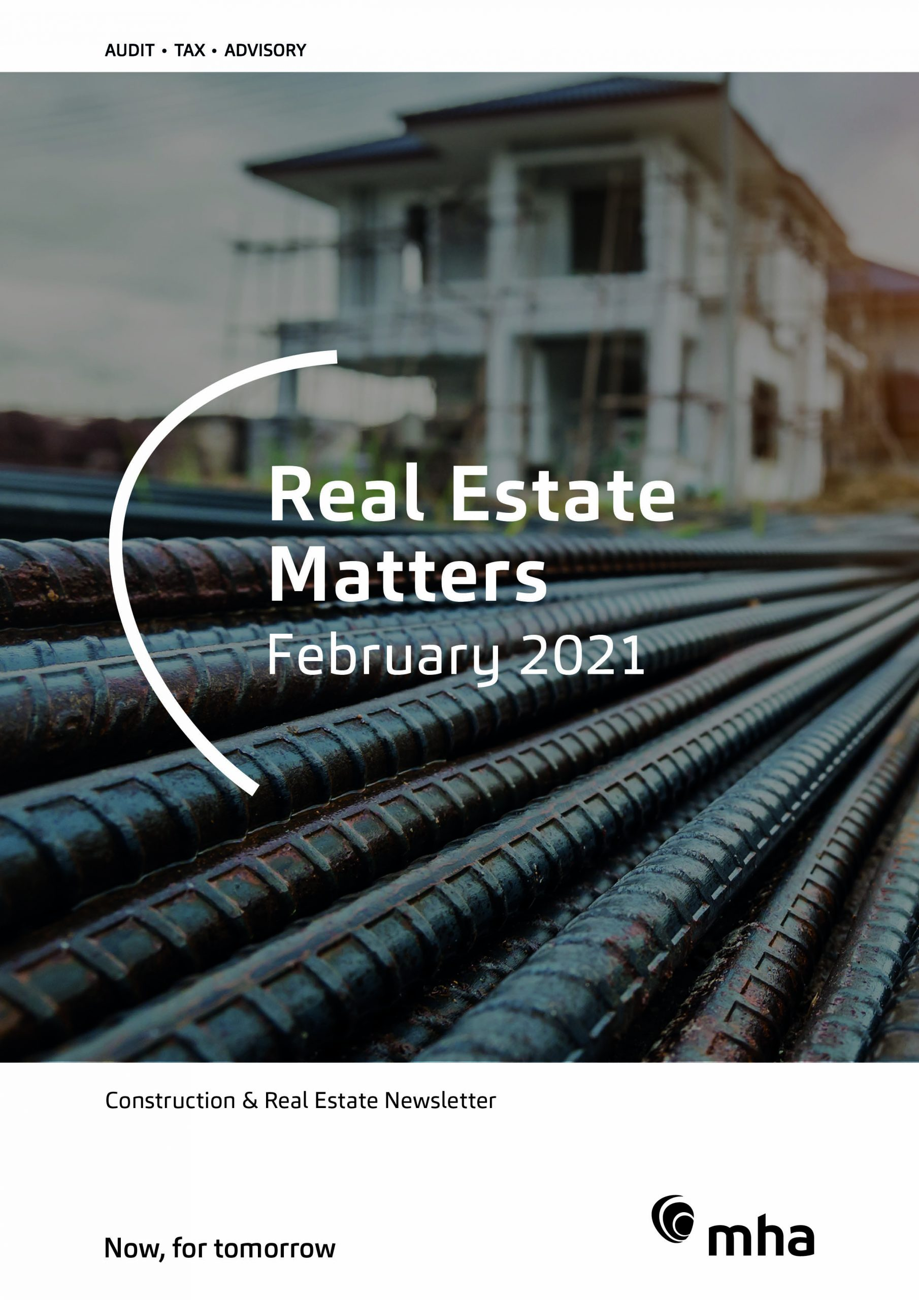 Real Estate Matters – February 2021