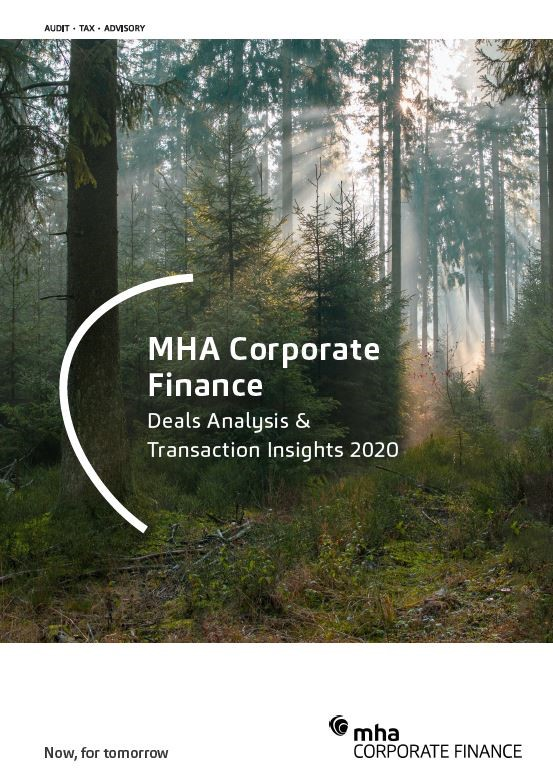 Corporate Finance Deals Analysis & Transaction Insights 2020