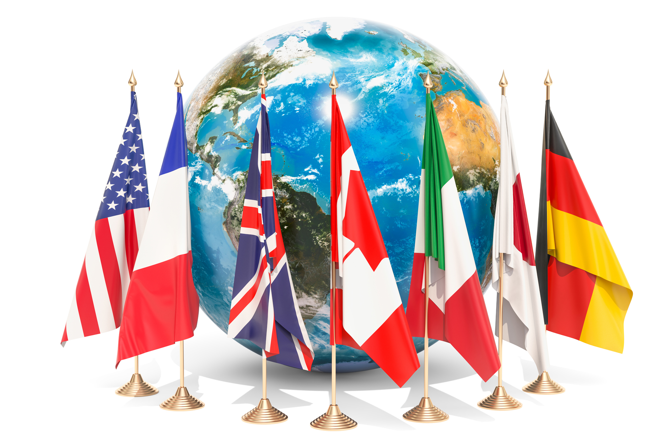G7 global corporate tax agreement