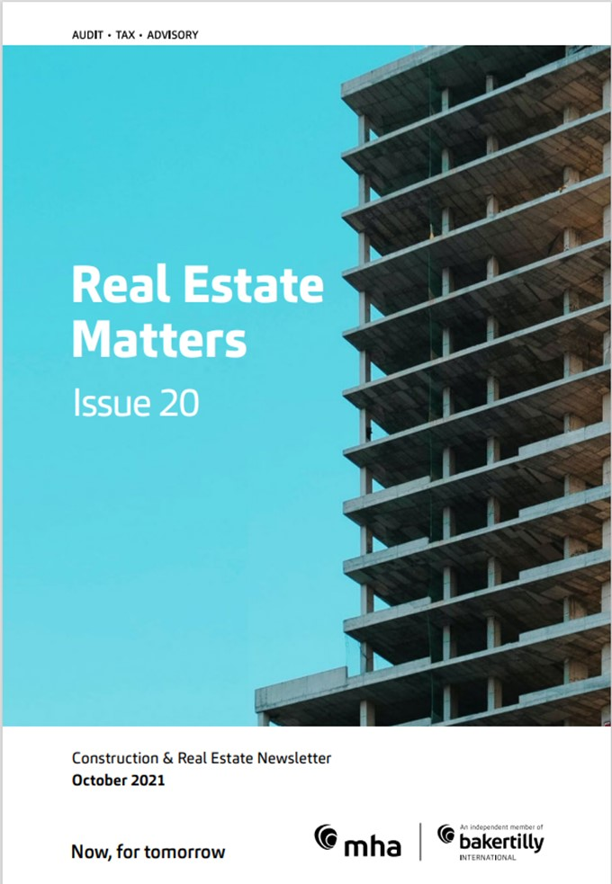 Real Estate Matters – Issue 20